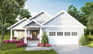 The Camden by Infinity Homes